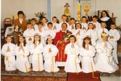 20 lat temu - I Komunia św.