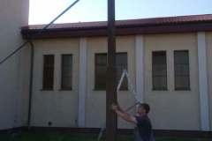 20200906  Wymiana i poświęcenie krzyża